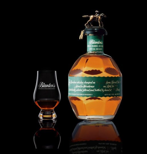 Blanton's Special Reserve Bourbon 700ml Bottle