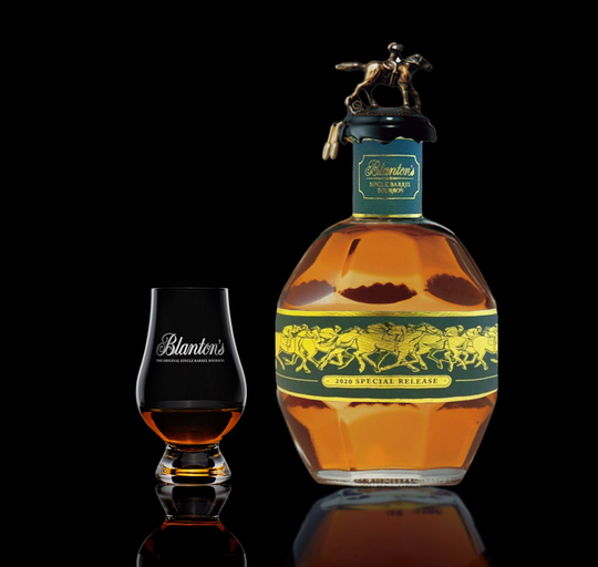 Blanton's Poland Special Release 2020 Single Barrel Bourbon 700ml Bottle
