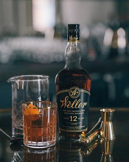 W. L. Weller 12 Year Old Kentucky Straight Bourbon Whiskey 700ml Bottle
