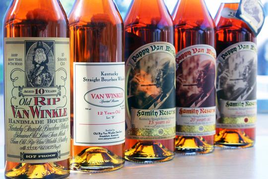 Old Rip Van Winkle Vertical Collection 750ml Bottle