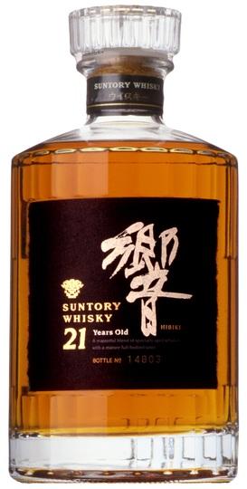 Suntory Hibiki 21 Year Old Blended Whisky 750ml Bottle