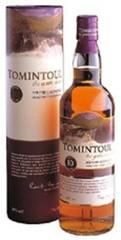 Tomintoul 10 Year Old Single Malt Scotch Whisky