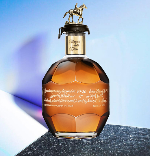 Blanton's Gold Edition Bourbon 700ml Bottle