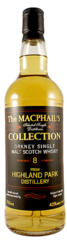 Gordon & MacPhail The MacPhail's Collection Highland Park Distillery Orkney 8 Year Old Single Malt Scotch Whisky