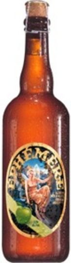 Unibroue Ephemere Pomme Apple 750ml Bottle