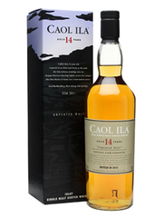 Caol Ila Unpeated Style Natural Cask Strength 14 Year Old Single Malt Scotch Whisky
