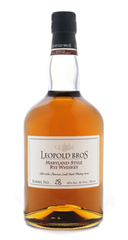 Leopold Bros. Maryland-Style Rye Whiskey