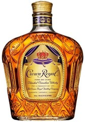Crown Royal De Luxe Canadian Whisky