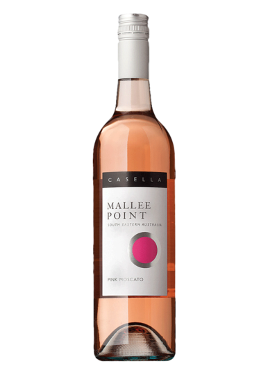 Casella Mallee Point Pink Moscato 750ml Bottle