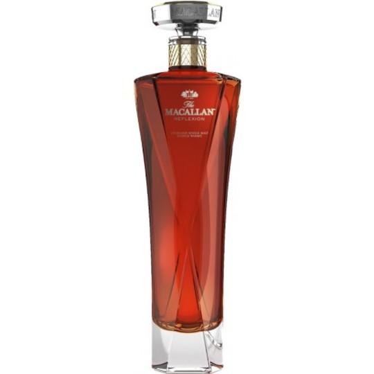 The Macallan 1824 Series Reflexion Single Malt Scotch Whisky 750ml Bottle