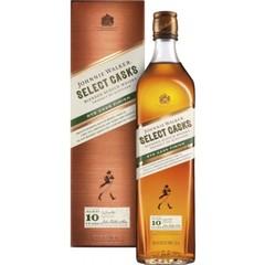 Johnnie Walker Select Casks Rye Cask Finish Blended Scotch Whisky