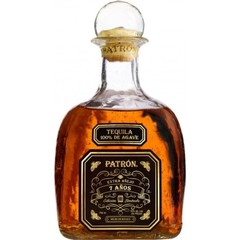 Patron Limited Edition Extra Anejo 7 Anos Tequila