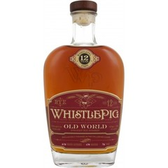 WhistlePig Farm Old World Marriage 12 Year Old Straight Rye Whiskey