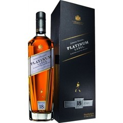 Johnnie Walker Platinum Label Blended Scotch Whisky