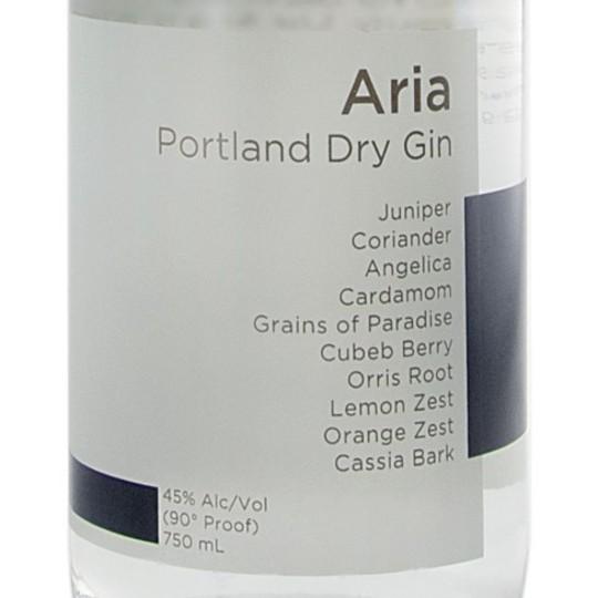 Aria Portland Dry Gin 750ml Bottle