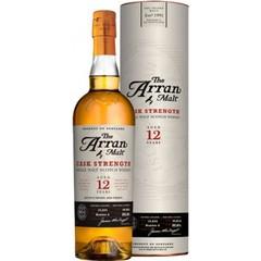 The Arran Malt 12 Year Old Cask Strength Single Malt Scotch Whisky
