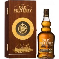 Old Pulteney 35 Year Old Single Malt Scotch Whisky