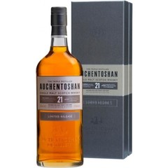 Auchentoshan 21 Year Old Limited Release Single Malt Scotch Whisky