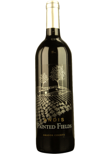 Andis Wines Painted Fields 750ml Bottle