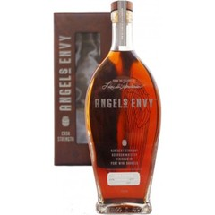 Angel's Envy Cask Strength Port Finished Kentucky Straight Bourbon Whiskey