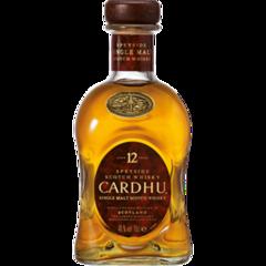 Cardhu 12 Year Old Single Malt Scotch Whisky