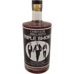 Corsair Artisan Single Barrel Triple Smoke American Malt Whiskey