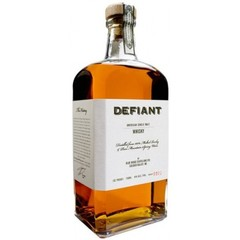 Blue Ridge Distilling Co Defiant American Single Malt Whisky