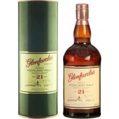 Glenfarclas 21 Year Old Single Malt Scotch Whisky