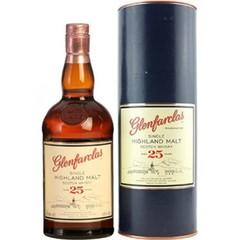 Glenfarclas 25 Year Old Single Malt Scotch Whisky