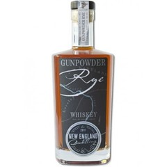 New England Distillery Gunpowder Rye Whiskey