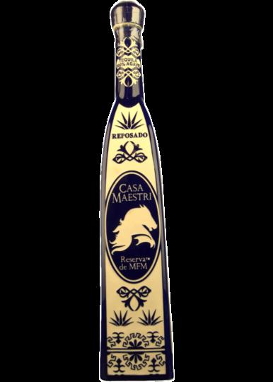 Casa Maestri Reserva de MFM Reposado Tequila 750ml Bottle