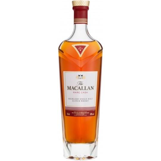 The Macallan 1824 Series Rare Cask Single Malt Scotch Whisky 750ml Bottle