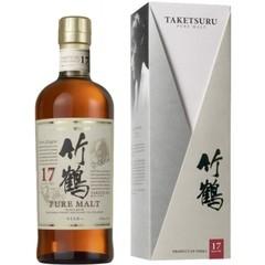 Nikka Taketsuru Pure Malt 17 Year Old Blended Malt Whisky
