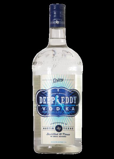 Deep Eddy Vodka 1.75lt Bottle