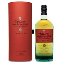 The Singleton Of Dufftown 28 Year Old Limited Edition Single Malt Scotch Whisky