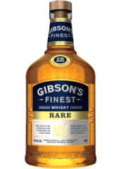 Gibson's Finest 12 Year Old Canadian Whisky