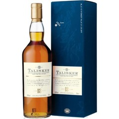 Talisker 18 Year Old Single Malt Scotch Whisky