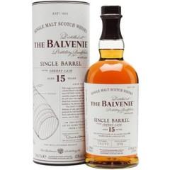 The Balvenie Single Barrel Sherry Cask 15 Year Old Single Malt Scotch Whisky