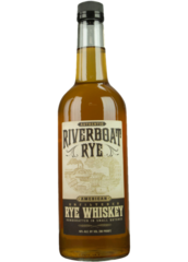 Riverboat Rye Unfiltered Rye Whiskey