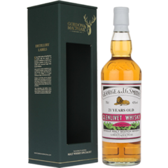 Gordon & MacPhail George & J.G.Smith's 21 Year Old Glenlivet Single Malt Scotch Whisky
