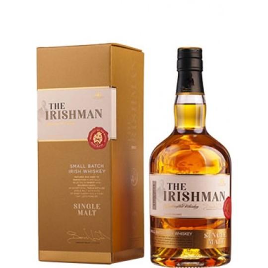 The Irishman Small Batch Single Malt Irish Whiskey 750ml Bottle