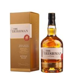 The Irishman Small Batch Single Malt Irish Whiskey
