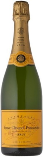 Veuve Clicquot Ponsardin Yellow Label Brut Champagne 375ml Half Bottle