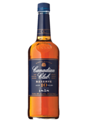 Canadian Club Reserve Blended Canadian Whisky