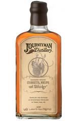 Journeyman Distillery Corsets, Whips & Whiskey