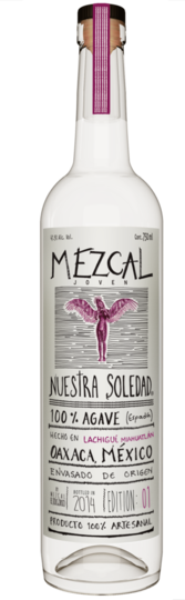 El Jolgorio Nuestra Soledad Lachigui Miahuatlan Mezcal 750ml Bottle