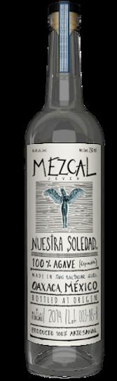 El Jolgorio Nuestra Soledad San Baltazar Mezcal 750ml Bottle