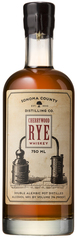 Sonoma County Distilling Co. Cherrywood Rye Whiskey