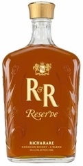 R & R Rich & Rare Reserve Canadian Whisky