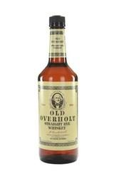 Old Overholt Straight Rye Whisky